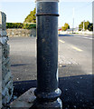 C0136 : Sewage vent pipe, Dunfanaghy by Rossographer