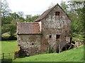 SO6485 : Wrickton Watermill - East elevation by John M