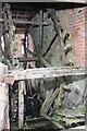 SO3759 : Court of Noke - waterwheel by Chris Allen
