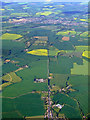 TL6017 : High Roding from the air by Thomas Nugent