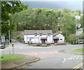 SO2602 : Junction of Lower Leigh Road and B4246, Pontnewynydd by John Grayson