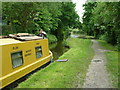 SJ9588 : The Macclesfield Canal in Marple ... by Graham Hogg