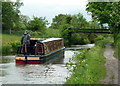 SJ9687 : The Peak Forest Canal by Graham Hogg