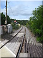 SX1254 : The mineral railway at Golant by Rod Allday