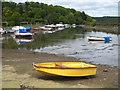 SX1254 : Golant harbour by Rod Allday