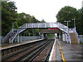 TQ4273 : Mottingham station by Mike Quinn