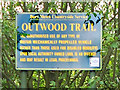 SD7903 : The Outwood Trail by David Dixon