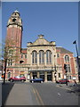 SK3587 : Sheffield: the Victoria Hall by Chris Downer
