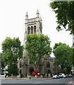 TQ2581 : St Stephen, Westbourne Park Road by John Salmon