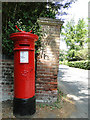 TG1906 : Early Victorian pillarbox in Colney Lane, Norwich by Adrian S Pye