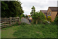 SE3206 : Finger Post, Farm House Lane by Mark Anderson