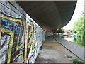 TQ2581 : Underneath the A40 Westway by David Smith