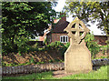 SK5042 : View from Strelley churchyard by John Sutton