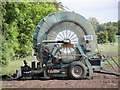 TL3379 : Wright Rain Irrigation reel by Michael Trolove