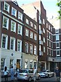 TQ2981 : North side of Soho Square by David Smith