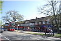 TQ3766 : Parade of Shops, Wickham Rd by Nigel Chadwick