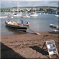 SX9372 : Working boats (4): the Teign ferry by Robin Stott