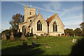 SP8034 : St. Mary's Church, Whaddon by Cameraman