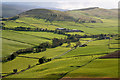 NT4237 : Farmland by the Caddon Water : Week 20