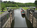 SJ6470 : Vale Royal Small Lock by Mike Todd