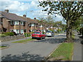 SK3378 : Barnes Avenue, Dronfield Woodhouse by Andrew Hill
