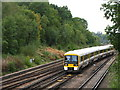 TQ4468 : Railway lines northwest of St. Mary Cray Junction by Mike Quinn