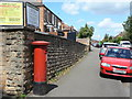 SK6141 : Gedling Road postbox NG4 443 by Alan Murray-Rust