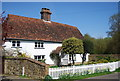 TQ4251 : The Mill House, Limpsfield Chart by Nigel Chadwick