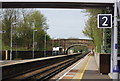 TQ9243 : Pluckley Station by N Chadwick