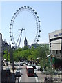 TQ3080 : London Eye and Big Ben by Malc McDonald