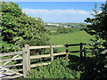 TQ1809 : View towards the Adur Valley and Cement Works by Chris Heaton