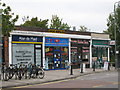 TQ4467 : Parade of shops west of Petts Wood railway station by Mike Quinn