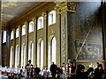 TQ3877 : The Painted Hall. the Old Royal Naval College, Greenwich by PAUL FARMER