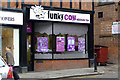 SJ4066 : The funky cow Milkshake Bar, St. werburgh Street, Chester by Cameraman