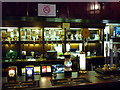 SJ8079 : The bar at the Bird in Hand, a Sam Smith's pub by Ian S
