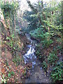TQ4466 : The Kyd Brook - East Branch, on Gumping Common (8) by Mike Quinn