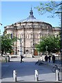 NT2573 : McEwan Hall, Bristo Square by Patrick Mackie