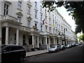 TQ2878 : Eccleston Square, London by John Lord
