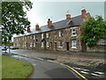 SK4279 : Terraced houses, High Street, Eckington by Andrew Hill
