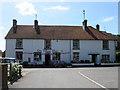 TQ5509 : The Village Shop & Cafe by Simon Carey
