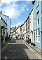 NZ7818 : High Street, Staithes by Rob Farrow