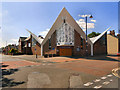 SJ9295 : St Mary's RC Church, Denton by David Dixon