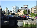 TQ3680 : Limehouse Basin by Malc McDonald