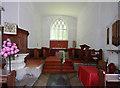 TF9916 : St Andrew, Hoe - Chancel by John Salmon