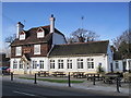 TQ4365 : The Black Horse, Crofton Road, BR6 by Mike Quinn