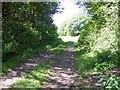SD6307 : Site of railway overbridge on Dodd Lane by Raymond Knapman