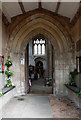 TG0117 : All Saint, Swanton Morley - Porch by John Salmon