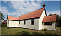 TQ6397 : St John's Church, Mountnessing - Now the church hall by John Salmon