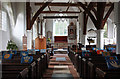 TQ5498 : St Thomas the Apostle, Navestock - East end by John Salmon