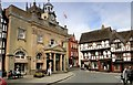 SO5174 : The Butter Cross, Ludlow by Philip Pankhurst